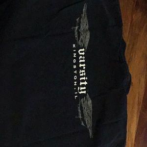 Gildan Tops - Gilman Varsity moto shirt